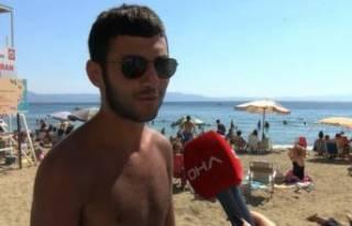 Bursa'da koronavirüsü hiçe sayan tatilci:...