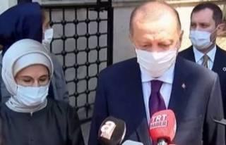 Cumhurbaşkanı Erdoğan'dan bayram uyarısı!