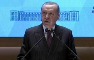 Cumhurbaşkanı Erdoğan, MİT'in yeni hizmet...