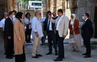 İpek Yolu Belediyeler Birliği İznik'te toplandı