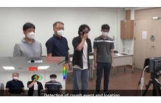 Güney Koreli mühendisler, öksürük tespit eden...