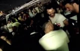İstanbul Boğazı'nda salgına rağmen yat partileri...