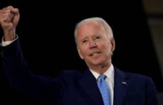 Joe Biden resmen aday!