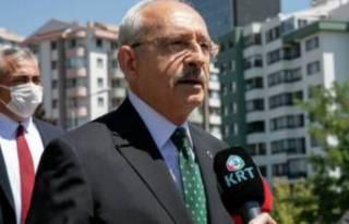 Kılıçdaroğlu: Hiçbir emperyal gücün gölgesini...