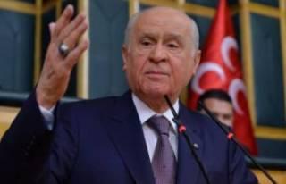 MHP lideri Bahçeli'den Biden'a tepki: Tam...