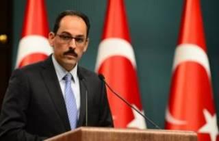 Sözcü Kalın: Türkiye'ye emir verilen günler...