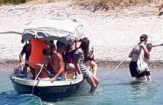 Tekne faciasında korkunç iddialar