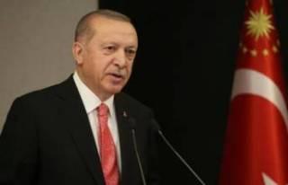 Cumhurbaşkanı Erdoğan: Türkiye Azerbaycan'ın...