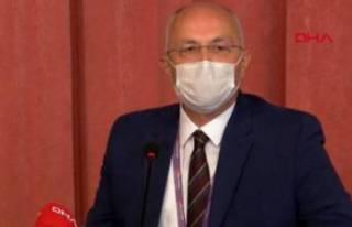 Türkiye'de denenen ilk koronavirüs aşısıyla...