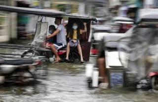 Vietnam'da tayfun kabusu büyüyor!