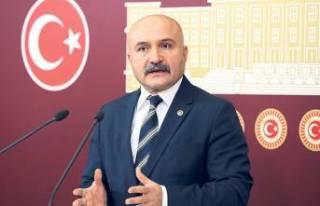 İYİ Partili Usta'dan CHP'li Altay'a tepki
