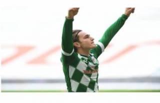 TFF 1.Lig'in golcüleri Akman ve Paixao karşı...