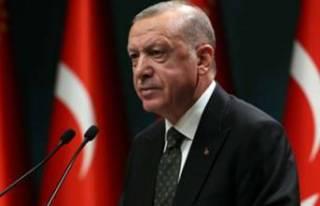 Cumhurbaşkanı Erdoğan'dan '10 Ocak Çalışan...