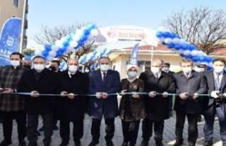Onuncu ana kucağı merkezi Yenişehir'de açıldı