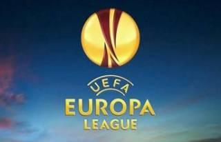 UEFA Avrupa Ligi'nde son 16'ya kalan takımlar...