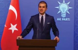 AK Parti sözcüsü Çelik'ten Kılıçdaroğlu'na...