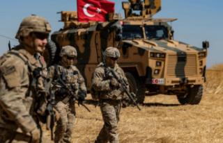 Barış Pınarı bölgesinde 1 yılda 709 terörist...