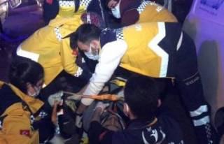 Bursa'da ışık ihlali kaza getirdi: 6 yaralı