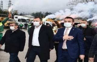 Bursa Kestel Belediyesi'nde toplu sözleşme...