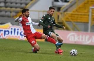 Bursaspor ilk kez play-off'a bu kadar uzak kaldı