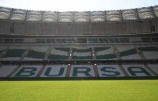 Bursaspor Profesyonel Futbol Disiplin Kurulu'na...