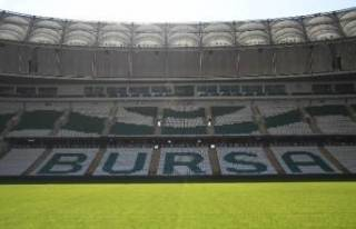 Bursaspor'un elektrikleri kesildi!