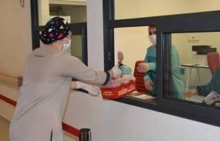 Eskişehir'de 90 kişinin PCR testleri karıştı'...