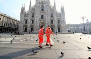 İtalya'da yeni Covid-19 dalgası: Ülkenin yarısı...