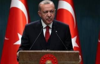 Cumhurbaşkanı Erdoğan, yeni kısıtlamaları açıkladı!