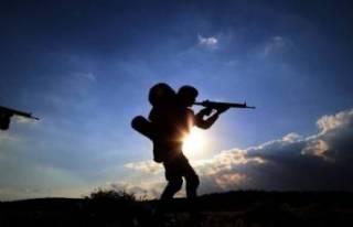 Taciz ateşi açan 2 terörist etkisiz hale getirildi
