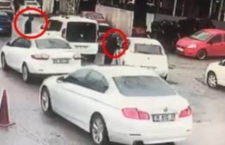 Bursa'da kadın sürücü çalınan aracının...