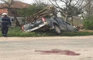 Bursa'daki feci kazada 15 yaşındaki genç yaşamını...