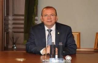Bursa Ticaret Borsası Başkanı Özer Matlı'dan...