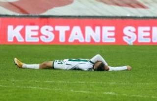 Bursaspor ilk kez üst üste 3 sezon TFF 1. Lig'de...