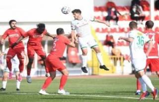 Bursaspor son 5 deplasman maçının 4'ünü...