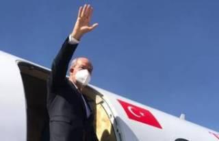 """KKTC Cumhurbaşkanı Tatar: """"Artık federal temelde..."""