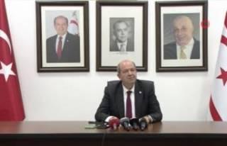 "KKTC Cumhurbaşkanı Tatar: ""Federal Kıbrıs Cumhuriyeti'ne..."