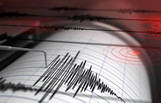 Muğla açıklarında korkutan deprem