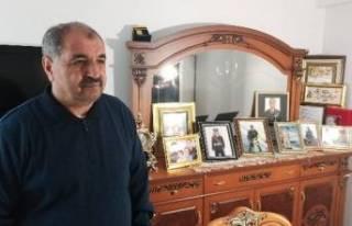 """Şehit Yarbay İlker Çelikcan'ın babası: """"Oğlumun..."""