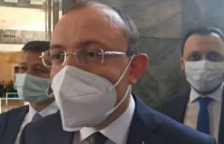 "Ticaret Bakanlığı'na atanan Mehmet Muş: ""Amacımız,..."