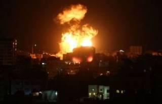 Ankara'dan İsrail'in harekatına sert tepki!