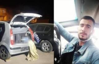 Bursa'da kan donduran cinayet! Otomobil bagajında...