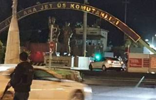 Diyarbakır'da 8'inci Ana Jet Üs Komutanlığı'na...
