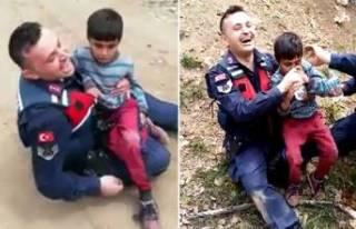 Kerim Can 46 saat sonra bulundu; Jandarma 'Oh...