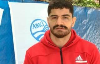 "Milli güreşçi Taha Akgül: ""İkinci olimpiyat..."