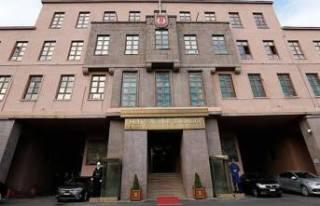 Milli Savunma Bakanlığı'ndan Beşiktaş'a...