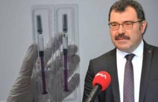 """TÜBİTAK Başkanı Mandal: """"VLP aşısında..."""