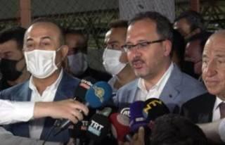 Türkiye-Azerbaycan maçı sonrası birlik mesajı:...