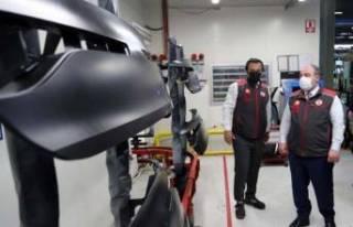 "Bakan Varank: ""TOGG, otomotiv endüstrisindeki..."