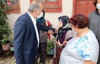 Mudanya Belediye Başkanı Türkyılmaz'dan Tirilye'ye...